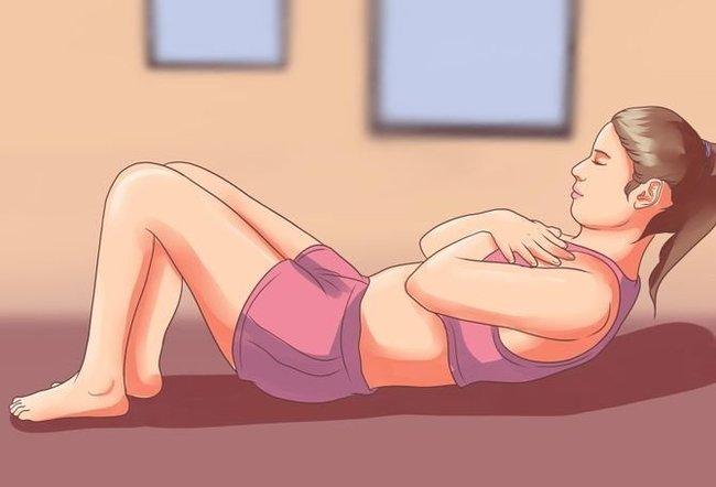 Как убрать живот после кесарева сечения
