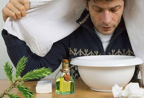 Лечение сухого кашля пихтовым маслом