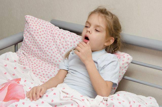 Ребенок кашляет по ночам, а днем нет, комаровский