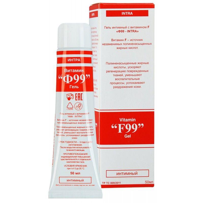 Крем ф99 – спасительное средство для поврежденной кожи