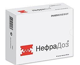 Эффективность применения нефродоза от мочекаменной болезни