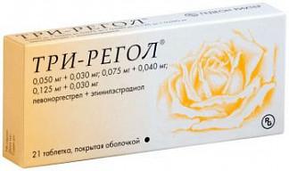 Контрацептивное средство микрогинон