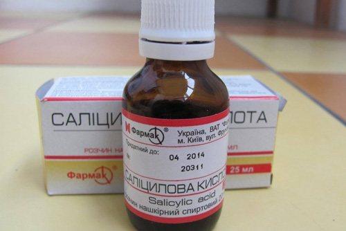 Салициловая кислота от прыщей: что нужно знать об ингредиенте, как применять и пользоваться, инструкция по применению