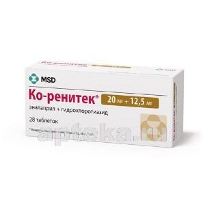 При каком давлении принимать таблетки ренитек по инструкции по применению и что говорят отзывы?