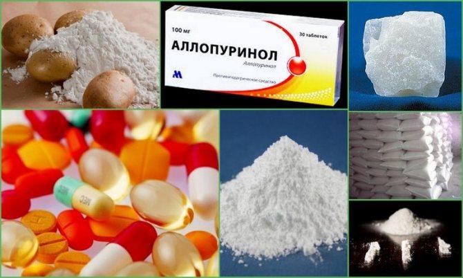 Аллопуринол польза и вред
