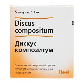 Дискус композитум: гомеопатия с особым подходом к заболеванию