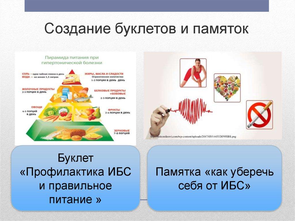 Особенности диеты при ибс, меню на неделю