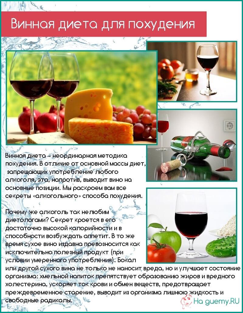 Вино При Диете Какое Можно. Алкоголь при похудении: можно или нельзя, сколько и с чем?