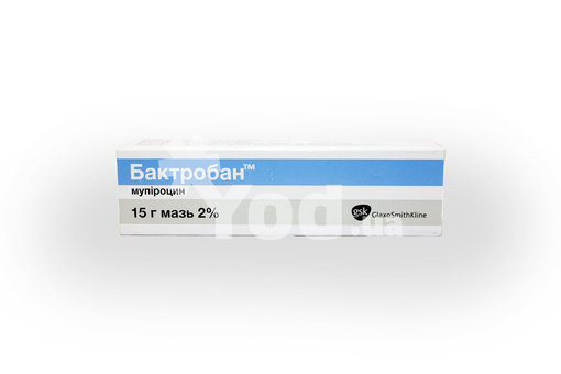 Препарат «бактробан»
