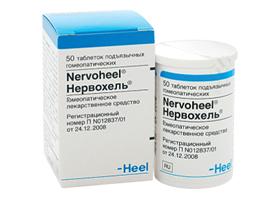 Нервохель: инструкция к препарату, аналоги, отзывы