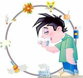 Профилактика бронхиальной астмы [3 формы заболевания]