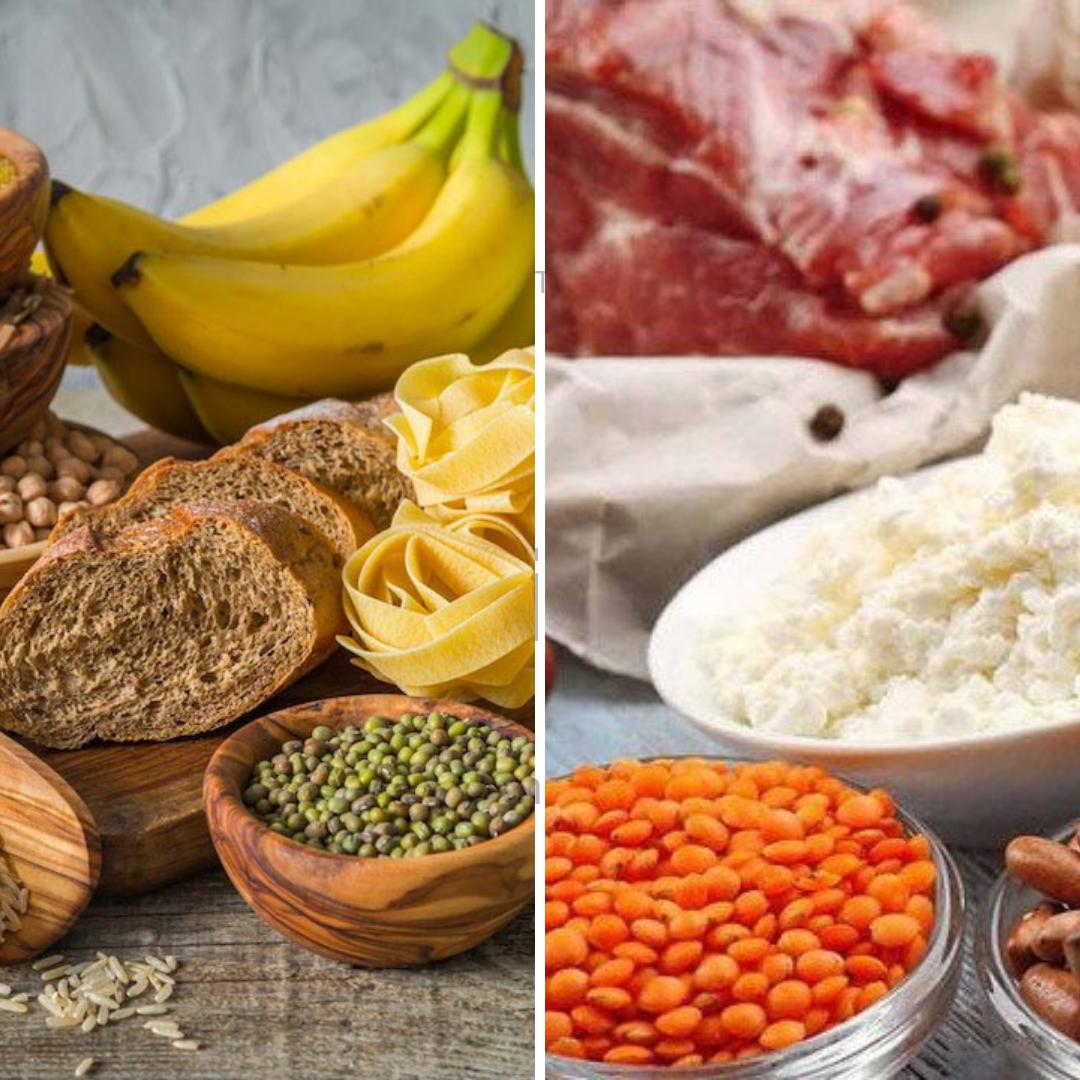 Диета Белковый Крахмальный Углеводный. 90-дневная диета раздельного питания: таблица продуктов и результаты