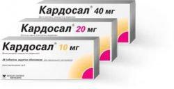Как правильно использовать препарат телсартан?