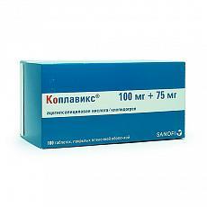 Плавикс: таблетки 75 мг и 300 мг