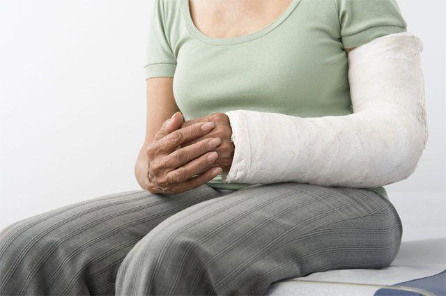 Правильное питание при переломах костей