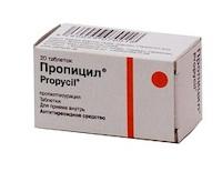 Пропицил – инструкция по применению, дозы, показания