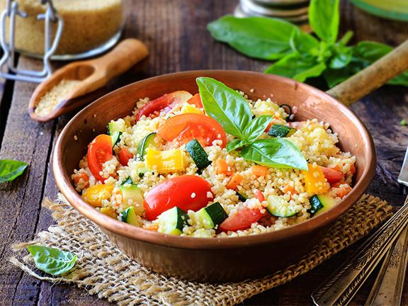 Макробиотическая диета: меню на неделю, рецепты питания