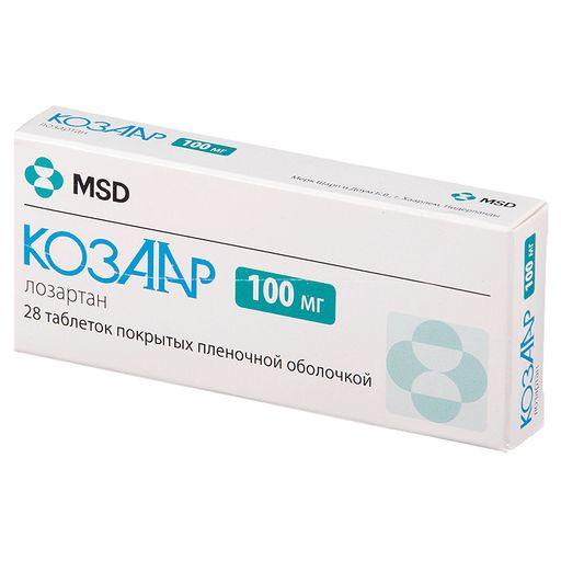 Инструкция по применению препарата козаар и отзывы