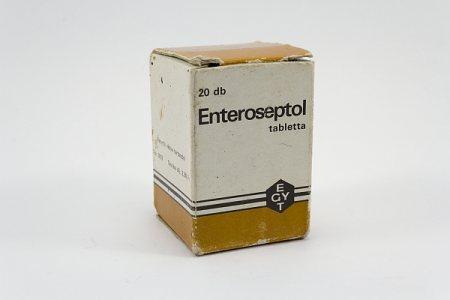 Энтеросептол: инструкция по применению, цена и аналоги