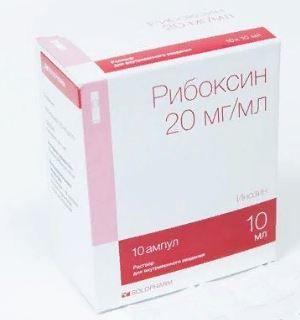 Таблетки 200 мг и уколы рибоксин: инструкция, цена и отзывы