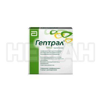 Препарат гепатрин для печени
