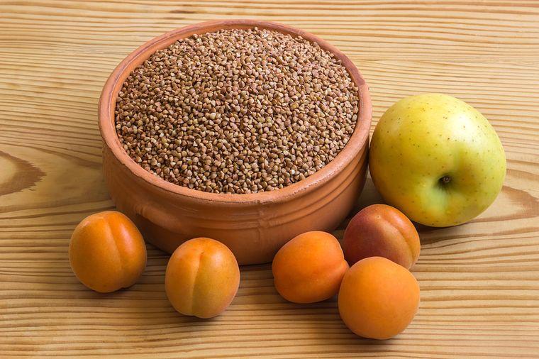 Похудение на гречневой диете за неделю
