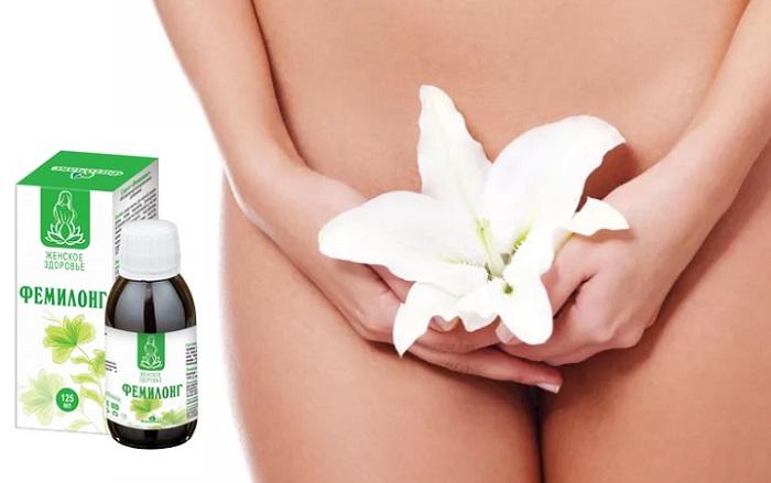 Фемилонг для нормализации женского здоровья: нормализует гормональный баланс и репродуктивные способности!