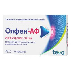 Аналоги таблеток ацеклофенак