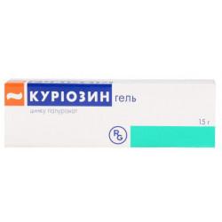 Куриозин (гель): инструкция по применению, аналоги и отзывы, цены в аптеках россии