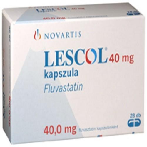 Эффективный препарат лескол для борьбы с холестерином