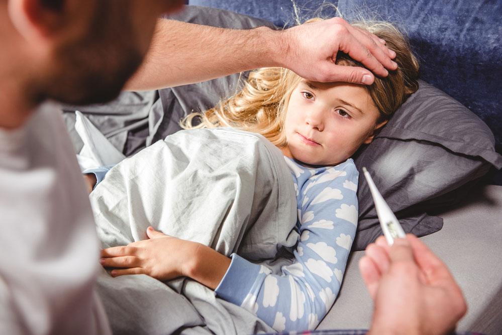 Длительная температура субфебрилитет