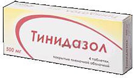 От чего помогают таблетки тинидазол и как их правильно принимать?
