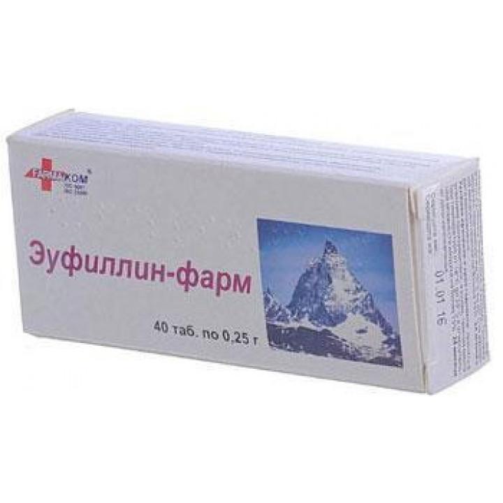 Эуфиллин уколы: инструкция по применению