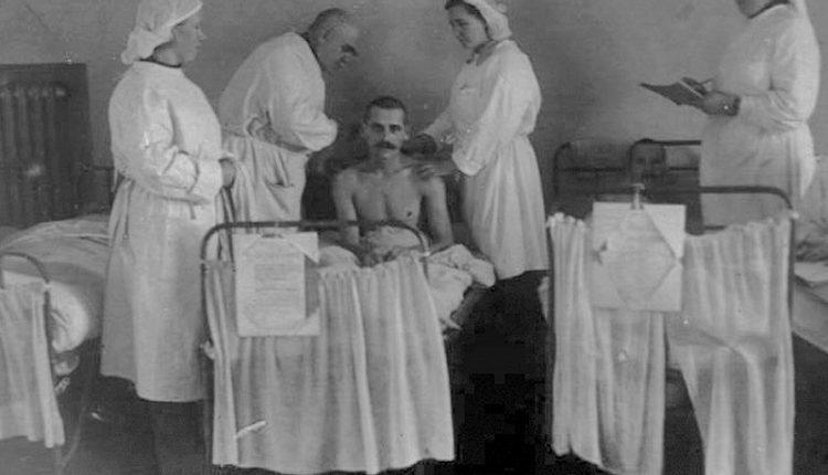 Возбудитель холеры