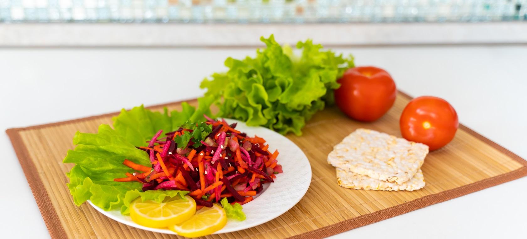 Салат щетка для похудения: рецепт, отзывы и сколько скидывают, результаты