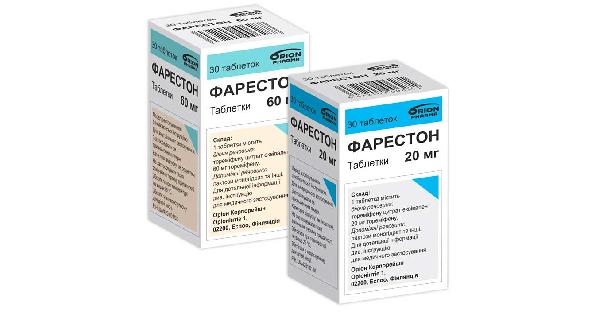 Действующее вещество (мнн) торемифен