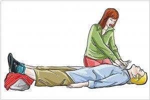 Оказание первой помощи при обмороке