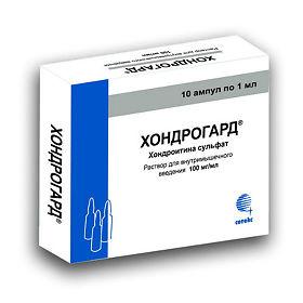 Хондрогард: хондропротектор для защиты суставов