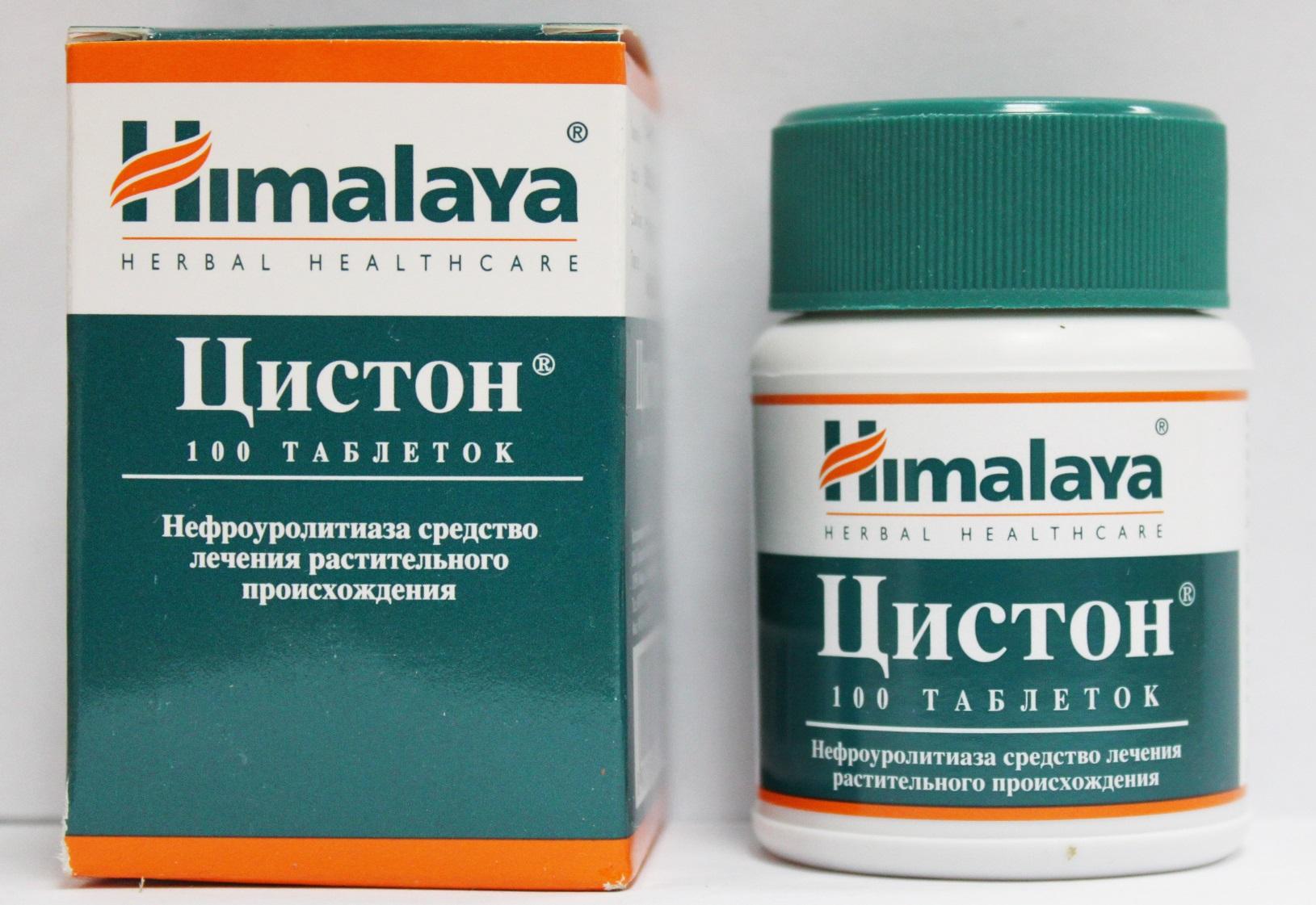 Фитопрепарат цистон: способы применения и дозы