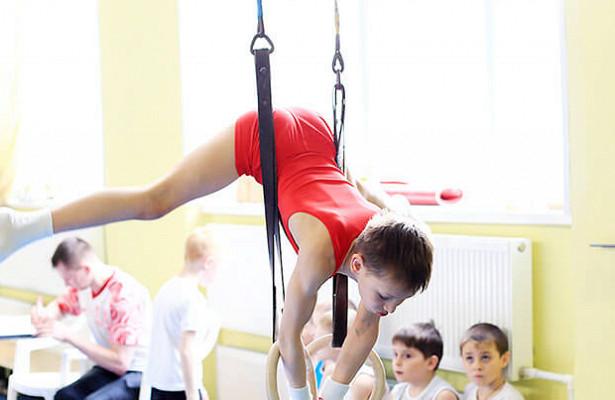 Диеты гимнасток