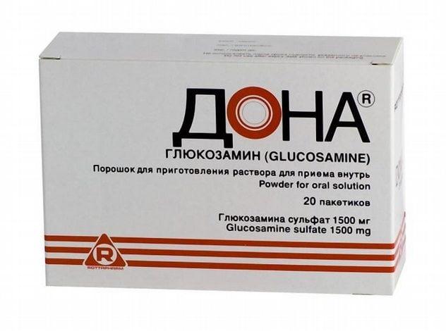 Препарат дона для лечения суставов — полное описание лекарства
