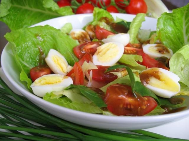 Диетические салаты для похудения: рецепты приготовления с фото. легкие салаты