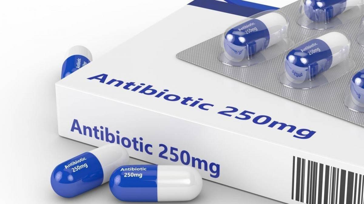 Какие антибиотики принимают при кашле у детей 5 лет