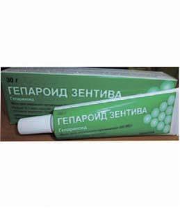 Препарат гепароид зентива: особенности использования