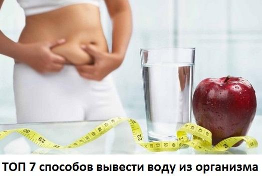 Обзор и применение мочегонных таблеток для похудения