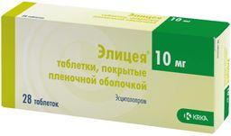 Элицея: инструкция по применению, цена, отзывы пациентов, аналоги, побочные эффекты