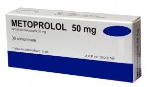 Таблетки метопролол: инструкция, цены и отзывы