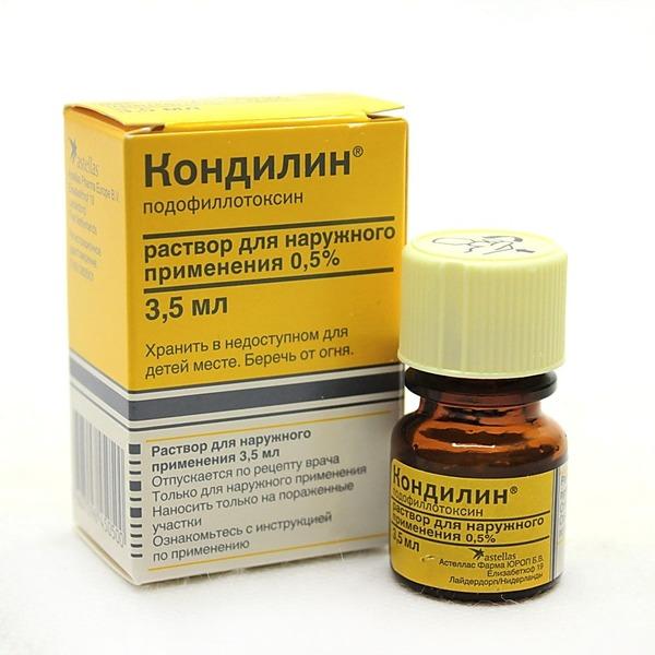 Подофиллотоксин
