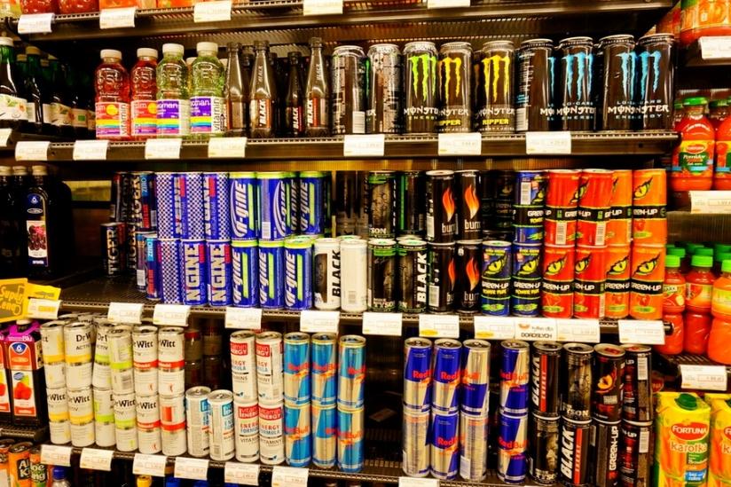 Вред энергетических напитков для подростков