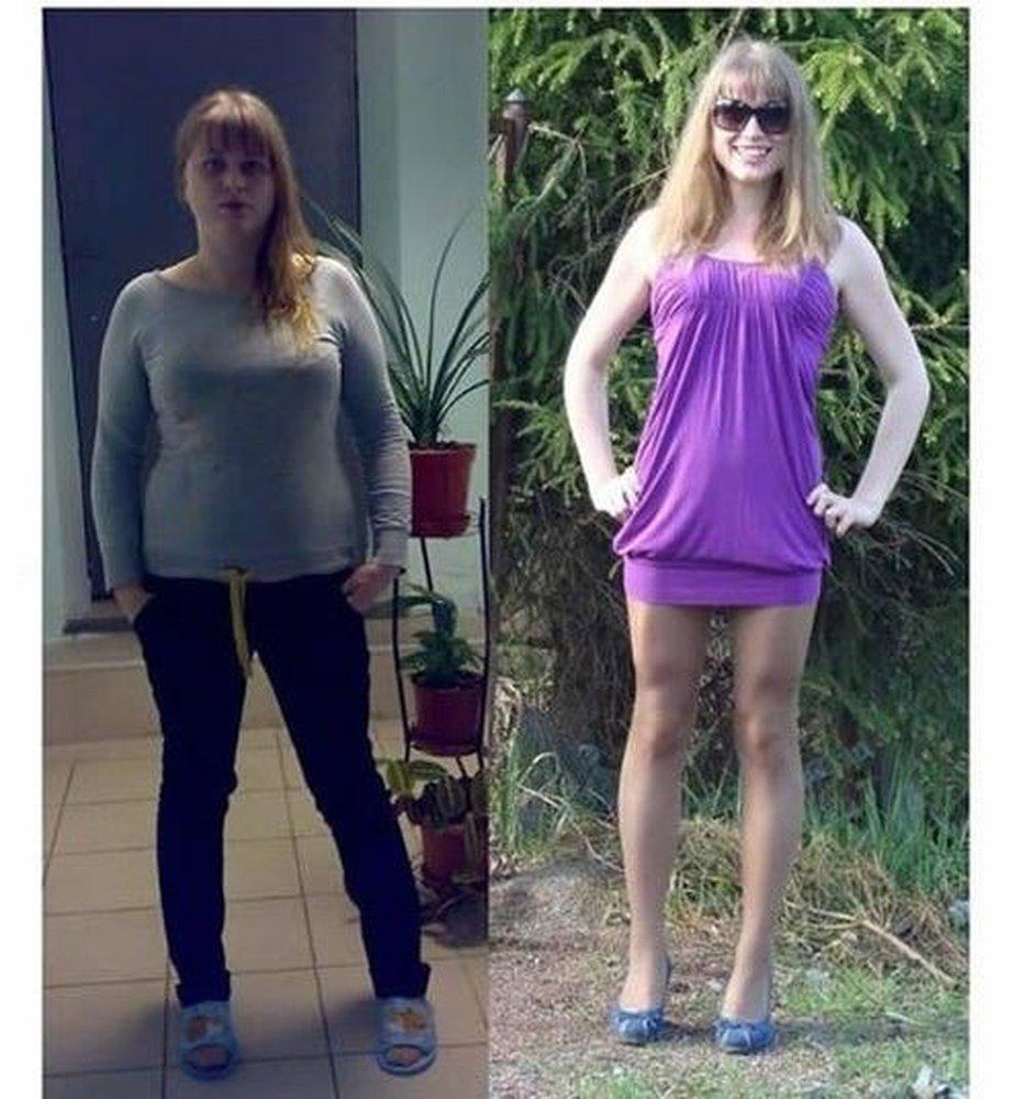 Результат перловой диеты фото до и после